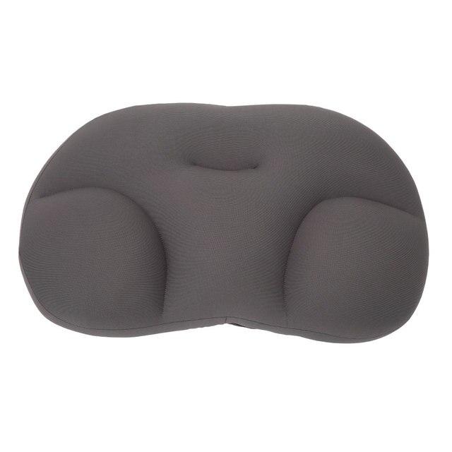 3D cou oreiller créatif cou repose-tête sommeil profond coussin d'air soulagement de la pression oreillers lavable taie d'oreiller Textile à la maison 19