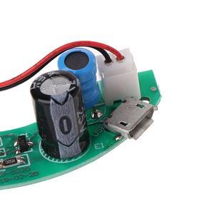 Image 5 - USB Mini Humidifier DIY Kits Mist Maker and Driver Circuit Board Fogger Atomization Film Atomizer Sheet Mini Oscillating