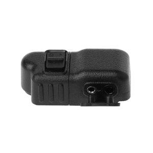 Image 4 - Audio Audio Adapter Connector for Motorola XiR P6600 P6628 XPR3500 DEP550 MTP3550 MTP3500 MTP3250 MTP3100 MTP3200 Walkie Talkie