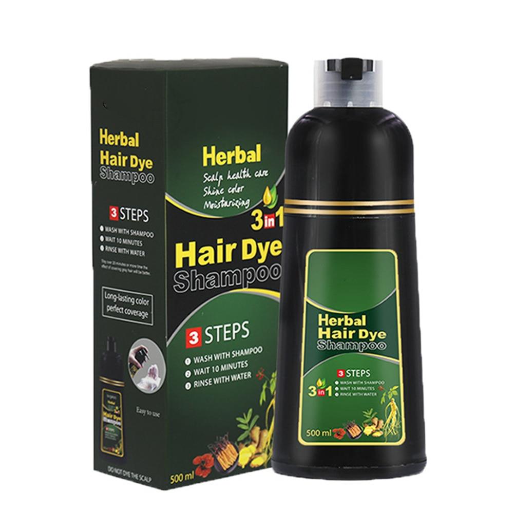 Herbal Hair Dye Shampoo 1