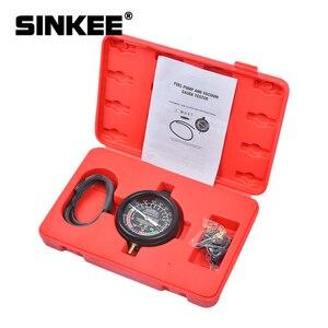 Image 1 - Yakıt vakum ve yakıt pompası basınç test ölçer seti