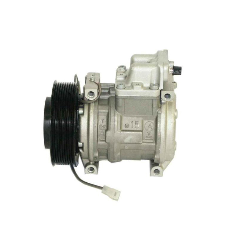 Фото - For DENSO Compressor DCP17084 конд. Audi, MB, VW ID. no 10PA15C (D SHK. 130mm; p. t. 8; 12 V) for denso compressor dcp32005 конд audi skoda vw id no 6seu14c d shk 110mm p t 6 12 v