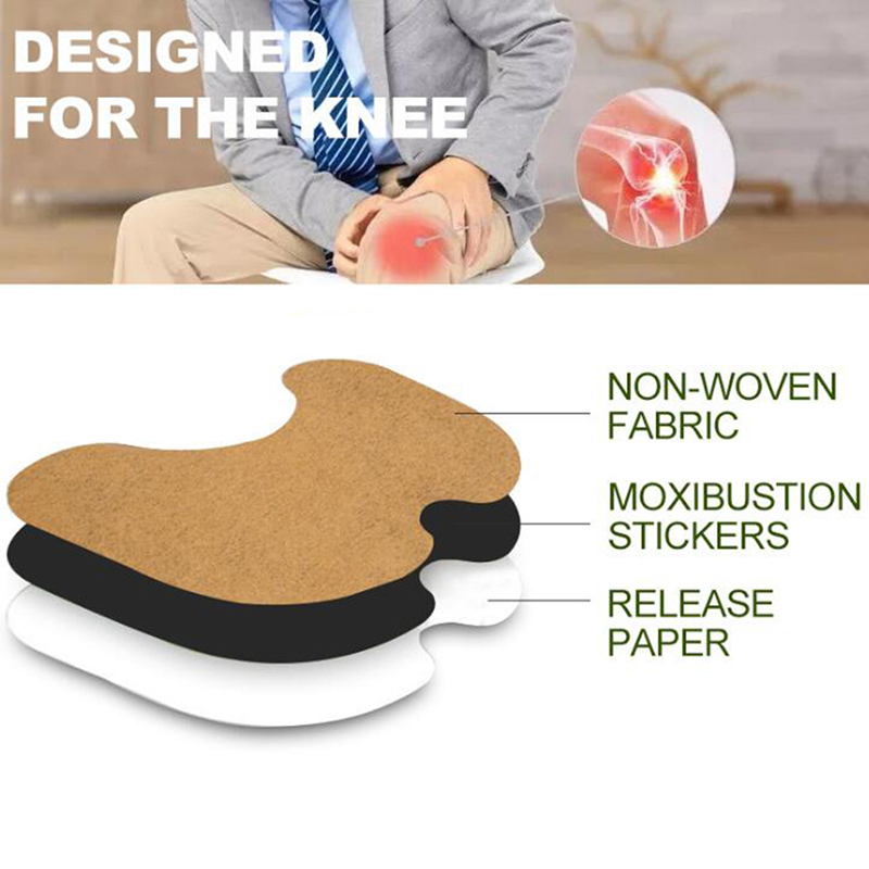 12Pcs /Bag New  Pain Relief Patch Shoulder Knee Neck Back Arthritis Joint Chinese Herbal Medical Plaster