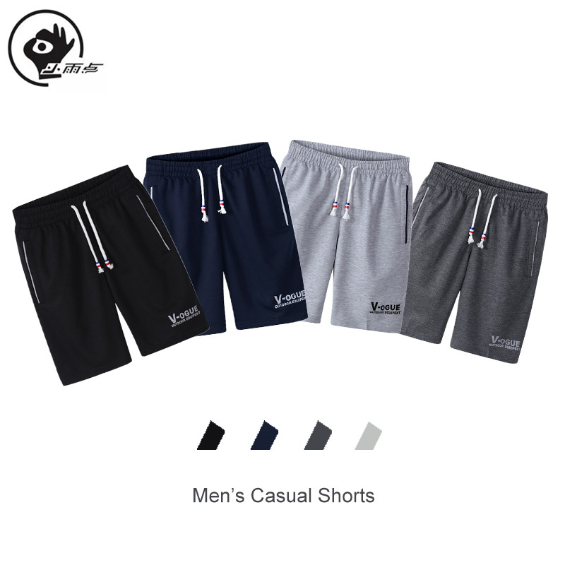 Little Raindrop Short Plage Summer New Mens  Shorts Board Surf  Beach Short Male Running Gym Man Plus Size