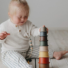 Baby Toys Stacking-Cups Montessori Educational Toddler 13 for Children 1-Year-Old/gift