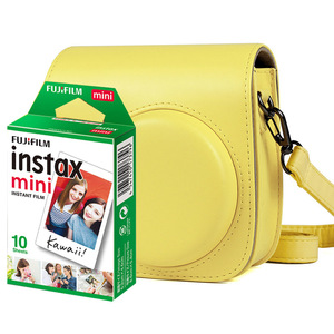 Image 5 - Fujifilm Instax Mini 9 8+ 8 Camera Accessories Bundle Set Shoulder Bag Case/Photo Album/Film Frame/Filters/Selfie Lens Kit