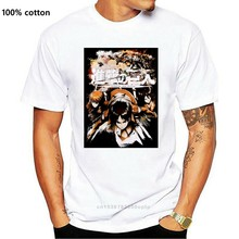 T shirt L'Attaque des Titans - Crew Fight Cotton T-Shirt Fashion T Shirt top tee Cotton Shirts Cheap Wholesale