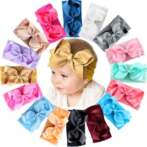 Ободок для волос детский 16 цветов