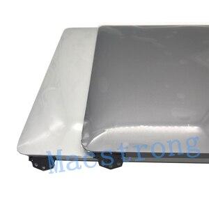 "Image 4 - חדש A1706 A1708 LCD מלא עצרת עבור Macbook Pro רשתית 13 ""A1706 A1708 החלפת מסך אפור/כסף EMC 3163 3071"