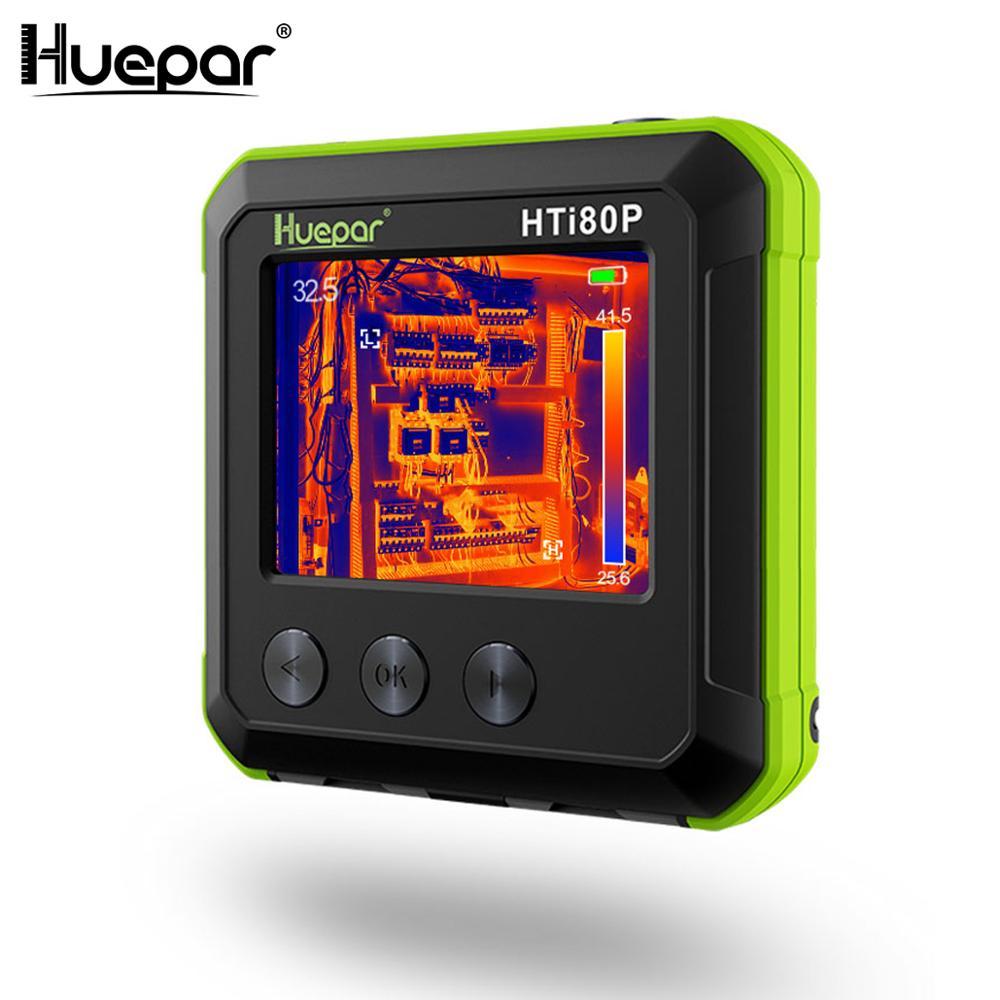 Huepar Pocket-Sized IR Thermal ...