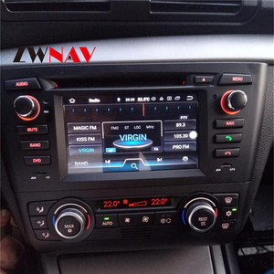Android 10 4+64 Car GPS DVD Player Radio IPS Screen For BMW 1 Series E81 E82 E87 E88 116i 118i 120i 130i 2004 - 2012 Multimedia