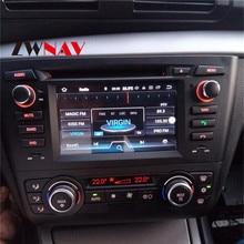 Android 10 4 + 64 araba GPS DVD OYNATICI radyo IPS ekran BMW 1 serisi için E81 E82 E87 E88 116i 118i 120i 130i 2004   2012 multimedya