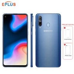 Перейти на Алиэкспресс и купить new 6.4 inch samsung galaxy a8s 6gb 128gb mobile phone sm-g8870 snapdragon 710 octa core triple camera nfc android smartphone
