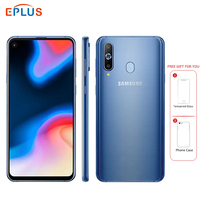 New 6.4 inch Samsung Galaxy A8s 6GB 128GB Mobile Phone SM G8870 Snapdragon 710 Octa Core Triple Camera NFC Android SmartPhone