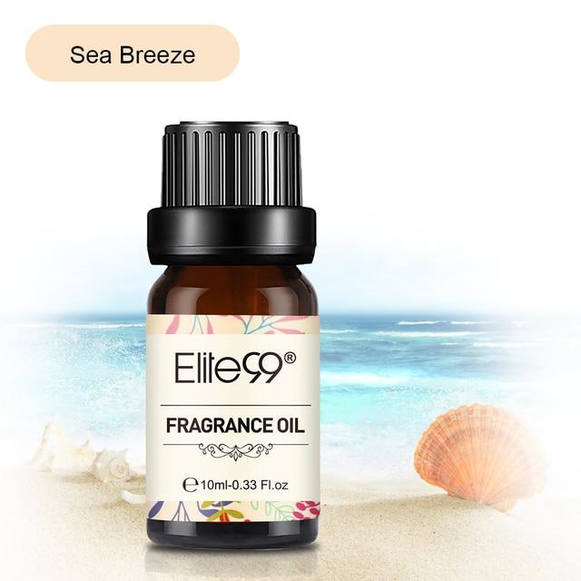 Elite99 Meer Brise Duft Öl 10ml Orange Erdbeere Obst Ätherische Öle Für Massage Bade Aroma Aromatherapie Diffusor Öl