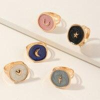 Модные кольца   - 55руб