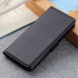 Image 3 - 高級磁気フリップ Pu レザーカードスロット財布カバーケース Apple の Iphone 11 プロマックス Xs 最大 Xr × 8 プラス 7 プラス 8 7 Coque Funda