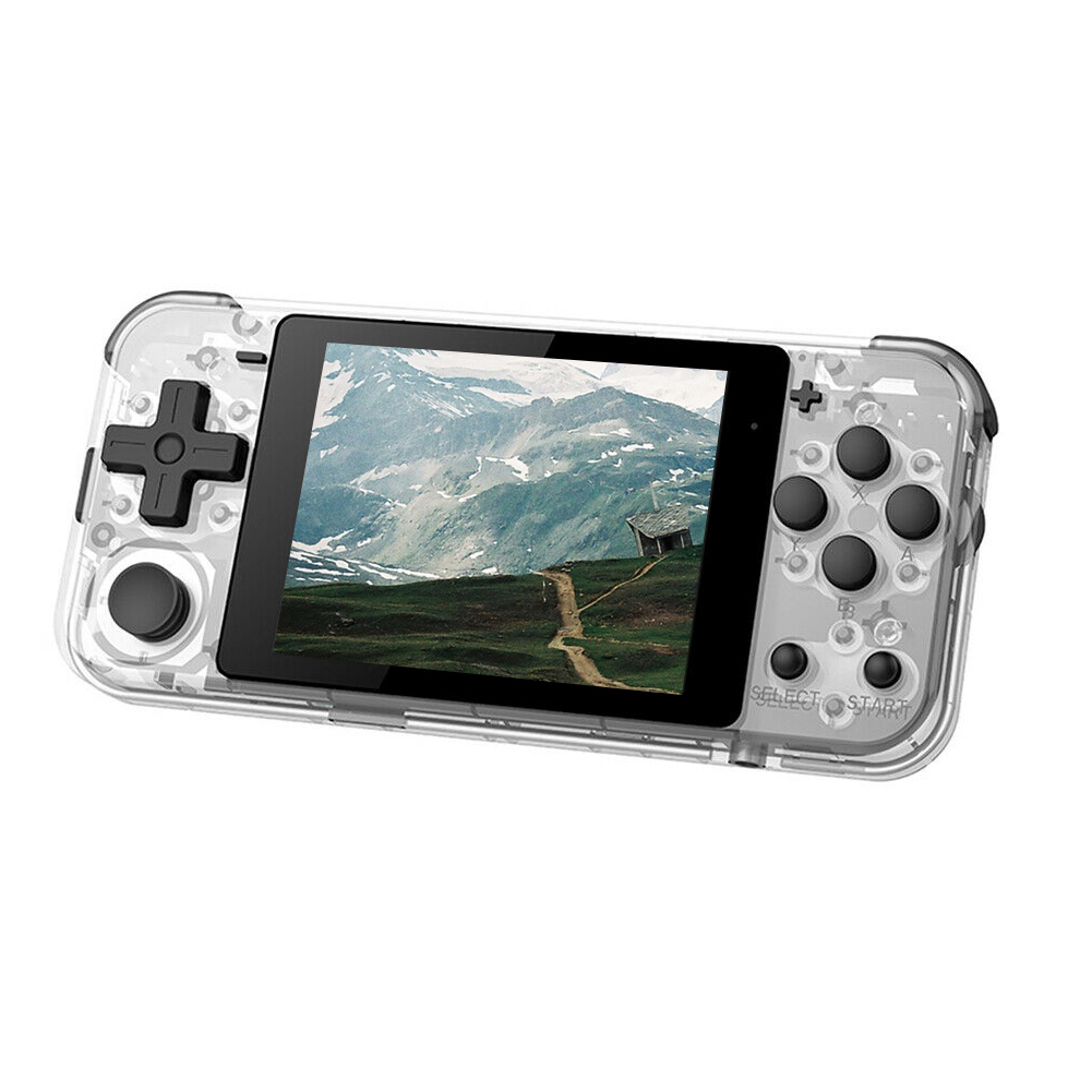 Q90 Home Travel Entertainment Retro HD Music Play Built In 2000 Games Video Game Console Portable Handheld 3.0 Inch Mini For PSP