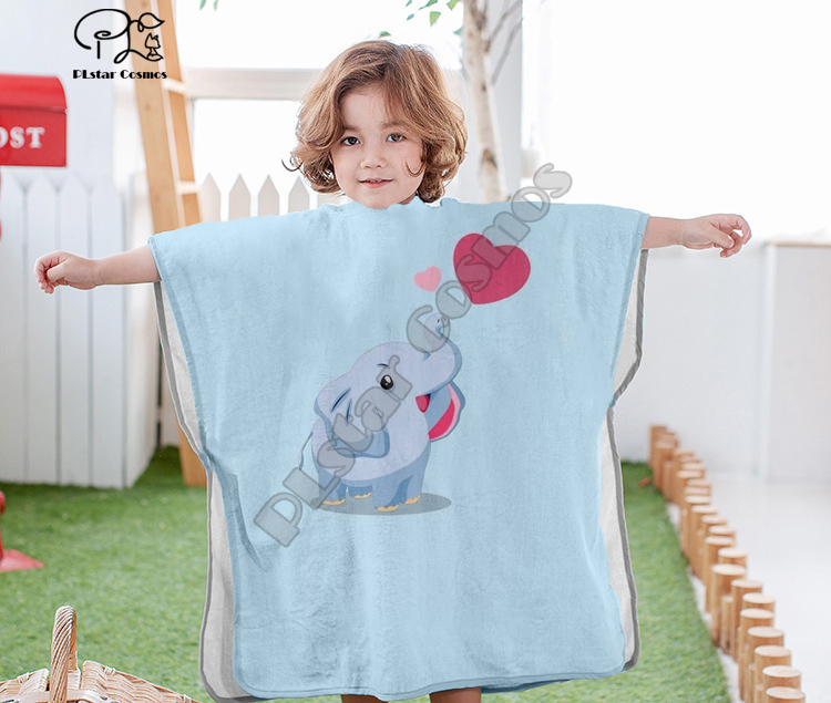 Disneys Dumbo Elephant Custom Printed Photo Beach Bath Towel Gifts