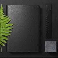HEIßER Fingerprint Lock Notebook S8 Usb Ladung Fingerprint Entsperren Multifunktions Secure Privacy Schützen Business Treffen Notebook|Notizbücher|   -
