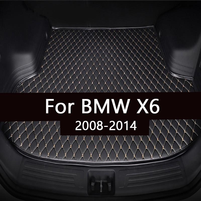 Коврик для багажника автомобиля для BMW X6 2008 2009 2010 2011 2012 2013 2014