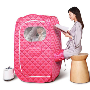 Steam Sauna Generator 4.2L 2000W Rapid Warming For Sauna SPA larger Tent Portable Steam Sauna Lose Weight Detox Therapy Cabin