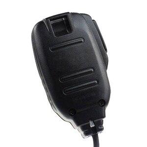 Image 4 - Hot 3C HM 133 Mic Speaker Handheld Shoulder Mic for Icom Radio IC 207H IC 880H IC 2820H IC E282 HM 133 RJ 45 IC 2725E IC 2800H I