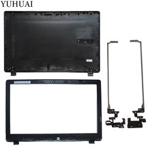 New FOR Acer Aspire ES1-512 ES1-531 N15W4 MS2394 Laptop LCD BACK COVER/LCD Bezel Cover/LCD hinges(China)