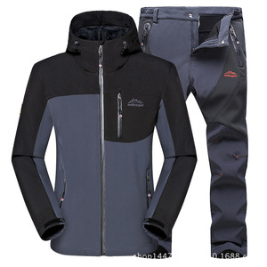 Men Winter Outdoor Jackets&Pan
