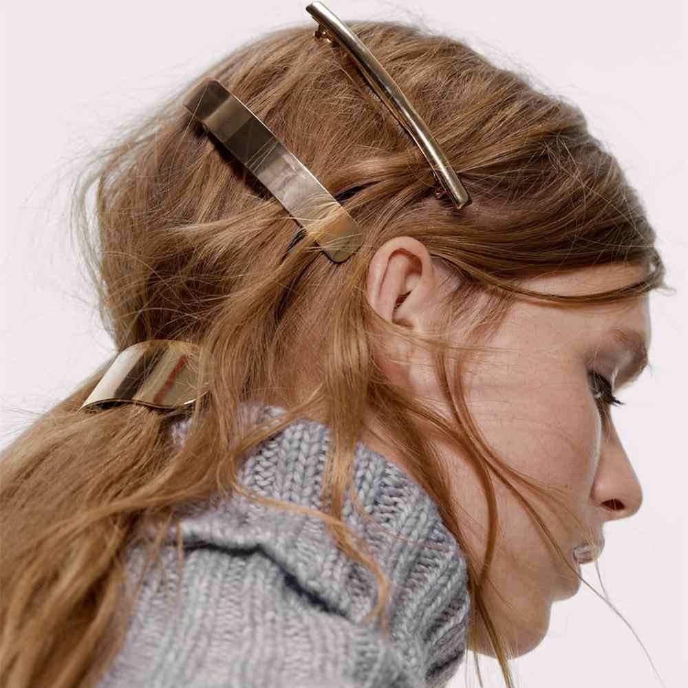 Novo za flor de metal cristal pinos de cabelo para as mulheres boho bonito presentes de natal statement acessórios para o cabelo charme pinos de cabelo atacado