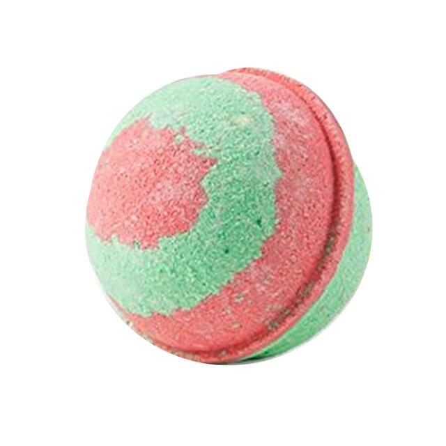 12Pcs Bubble Bath Shower Salt Ball Aromatic Moisturizing Exfoliating Skin Care 5