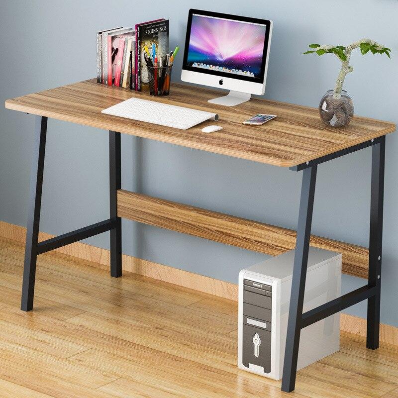 Desktop Computer Desk Table Household Table Simple Desk Bedroom Students Economical Office Desk Province Space