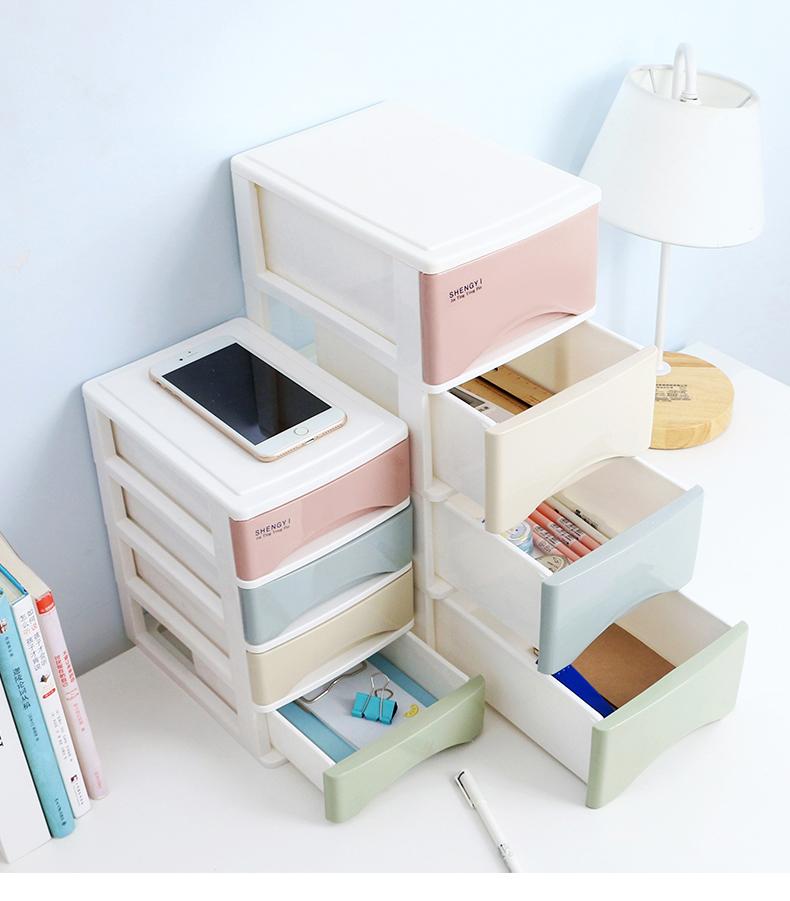 Storage Cabinet Drawer Cosmetics Makeup
