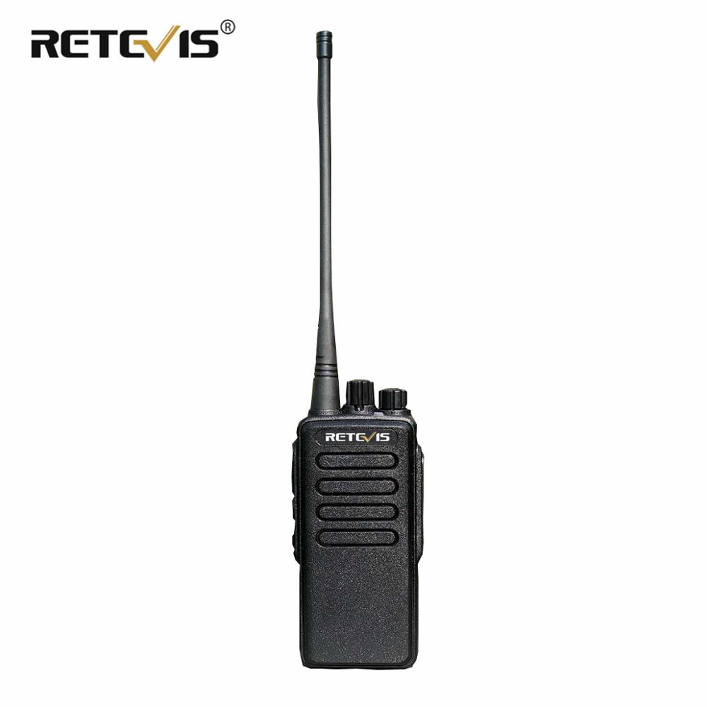 Retevis VHF Walkie-Talkie Farm-Security Long-Range Two-Way-Radio UHF Powerful 3000mah