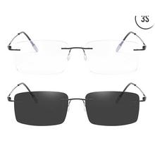 2020 Photochromism Progressive multifocal okulary do czytania mężczyźni nowe okulary do czytania firmy kobiety anti-blue okulary do czytania tanie tanio WEARKAPER Unisex WHITE NONE CN (pochodzenie) Fotochromowe R6877 3 5cm Akrylowe 5 5cm Tytanu