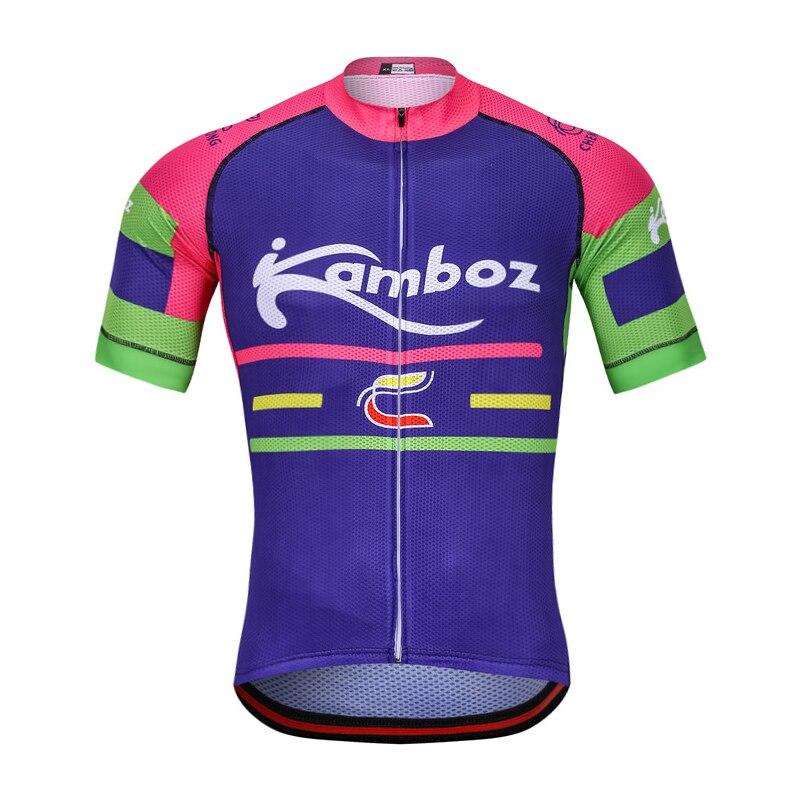 Купить с кэшбэком MAKOSHARK 2019 New Style Boys Summer Team Bicycle Suit  Racing Riding Jersey Pants Sets Motorcycle MTB Riding Clothes