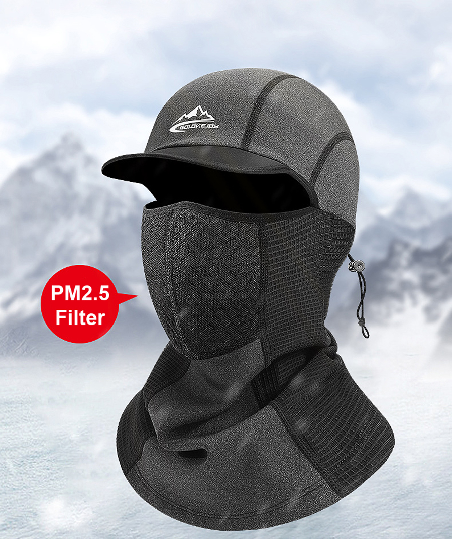 newboler advanced winter cap