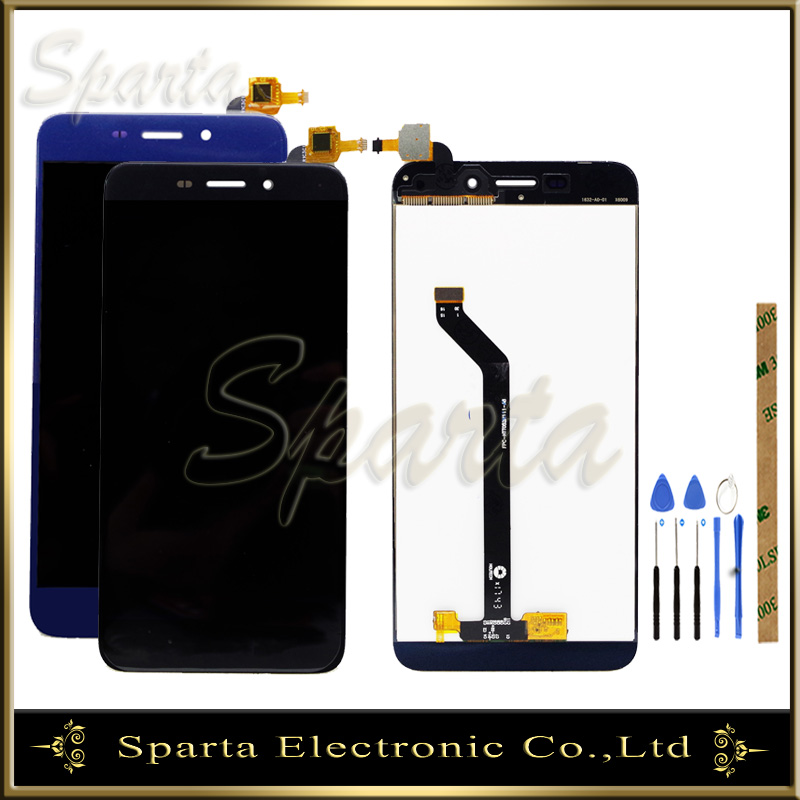 ZQ Tested <font><b>LCD</b></font> For <font><b>Huawei</b></font> <font><b>Honor</b></font> <font><b>6C</b></font> <font><b>Pro</b></font> JMM-L22 <font><b>LCD</b></font> Display Screen With <font><b>Touch</b></font> Screen Sensor Complete Assembly image