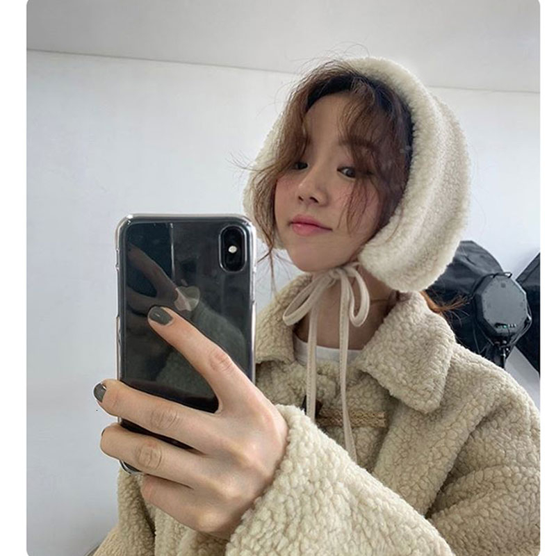 Winter Earmuff Imitation Cashmere Brand New 2020 Fashion Women Girl Fur Winter Ear Warmer Earlap Headband Newest Lovely
