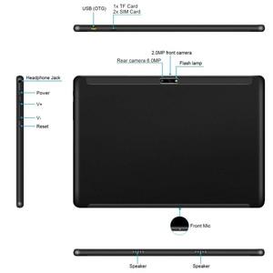 Image 3 - Mx960 錠 10.1 インチオクタコア 6 ギガバイトの RAM 128 ギガバイト rom アンドロイドタブレット pc 4 4G LTE 1280 × 800 IPS デュアルカメラ 3 グラム 4 グラム SIM 10 + ギフト
