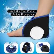 6'' Ice Bag Pack Protector Elastic Tie Belt Set Reusable Knee Head Leg Injury Pain Relief Ice Bag Outdoor Sport First Aid