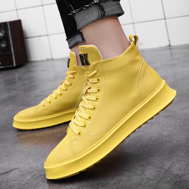 2020 New Trend Men Youth Casual Shoes