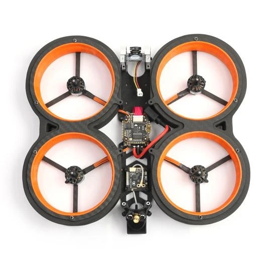 DIATONE TAYCAN MX-C Frame Kit DUCT 3 Inch CINEWHOOP 4s-6s HD Camera FPV Indoor Racing Drone