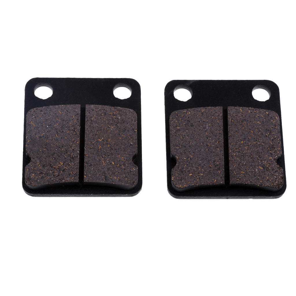 Motorcycle Brake Pads Motorbike Front Rear Carbon Brake Pads Fo YAMAHA YFZ350 Banshee 350 1990-2006 Motorcycle Accessories