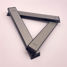 Titanium diamond sharpener with 3-piece pencil sharpener knife sharpener whetstone bar  professional knife sharpener