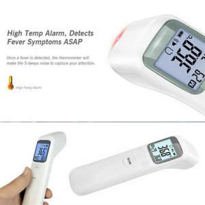 Gun Thermometer-Gun Forehead Health-Care Infrared Non-Contact Ear-Temperature Digital
