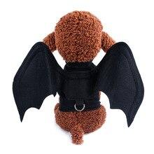 Забавный Карнавальный костюм для домашних животных, костюм для Хэллоуина, крылья для собак, кошек, летучих мышей, вечерние костюмы для собак, кошек, аксессуары для домашних животных
