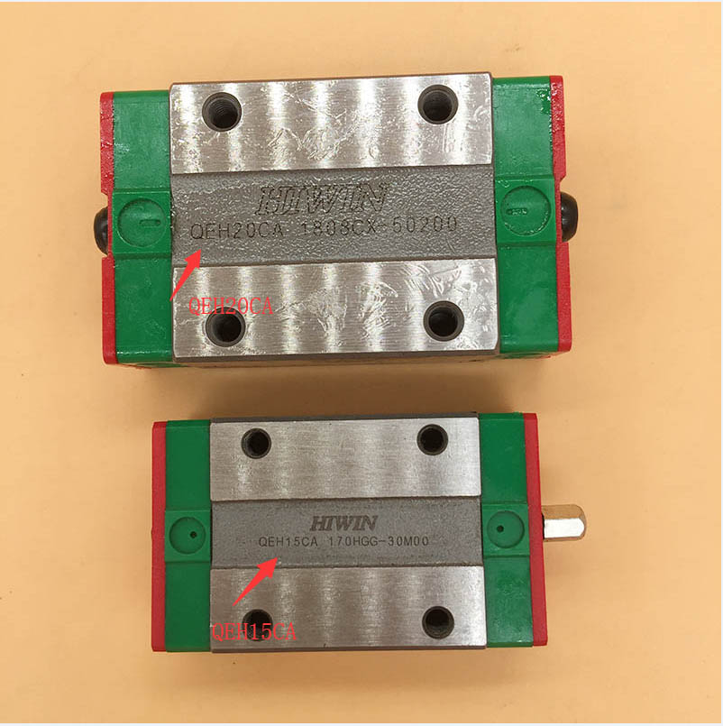 Inkjet printer slider block QEH15CA QEH20CA QEH25CA for Wit color Sunika Lecai Xenons Infiniti linear block guide slider