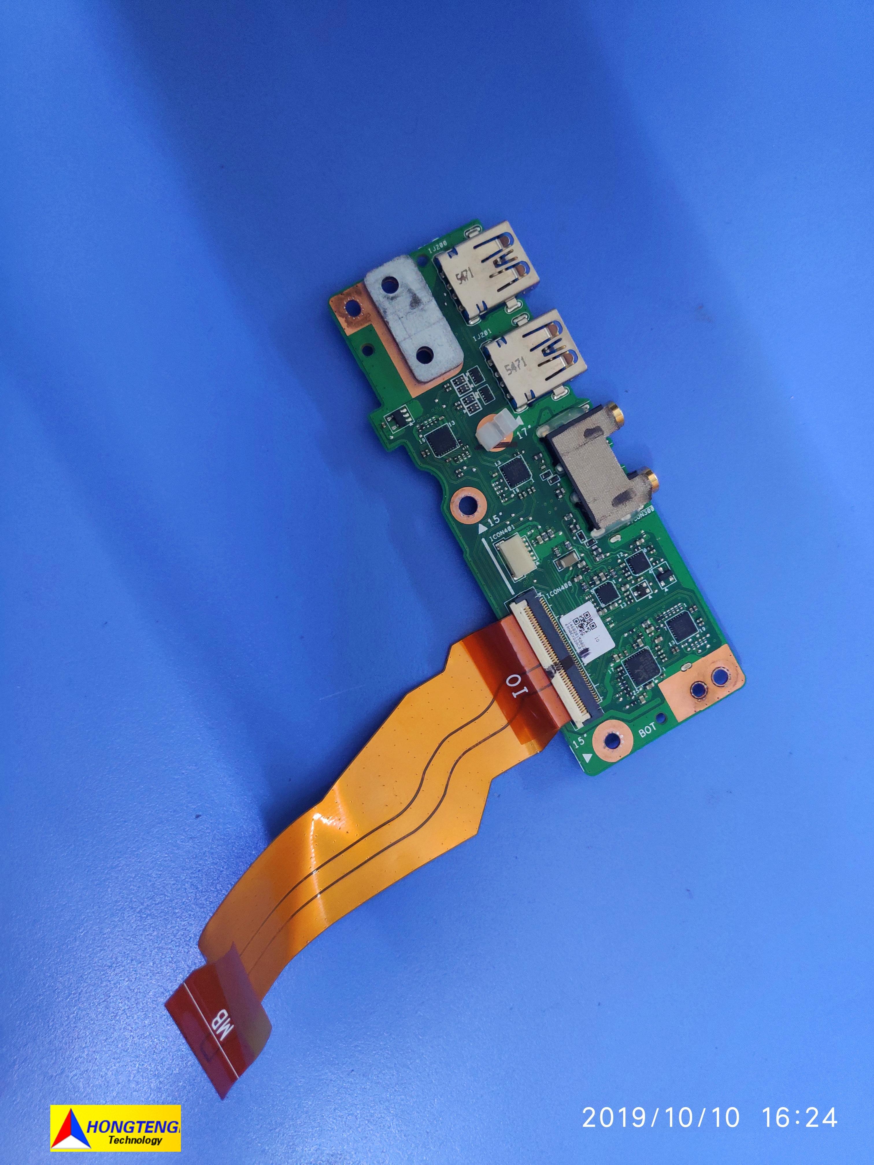 Genuine FOR ACER G9-591 G9-592 Audio USB Board P5NCNR/P7NCNR IO BOARD 100% TESED OK