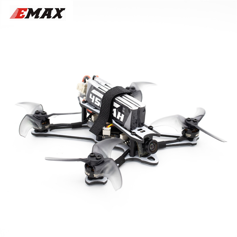 EMAX Tinyhawk Freestyle 115mm 2.5inch F4 4in1 5A ESC TH1103-7000KV Bushless Motor FPV Racing RC Drone BNF Version